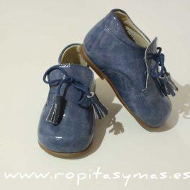 Bota Baby Charol Jeans