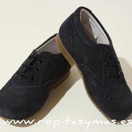 Zapato vicente azul