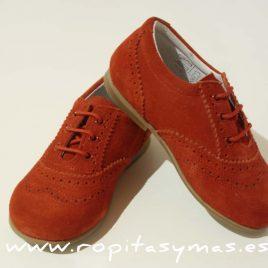 Zapato vicente rojo