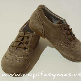 Zapato vicente taupe