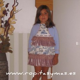 Chaqueta cuarzo niña  Kauli