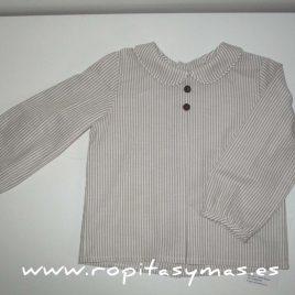 Camisa rayas de Ancar, invierno 2015