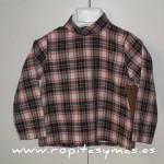 camisa escocesabebemiaylia