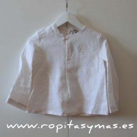 Camisa blanca pinza de mariquilla,verano 2016
