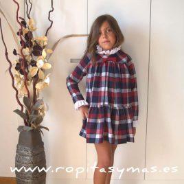 Vestido CAPRICHO de COCCO ROSSE, invierno 2016
