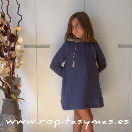 Vestido ANNE de COCCO ROSSE, invierno 2016