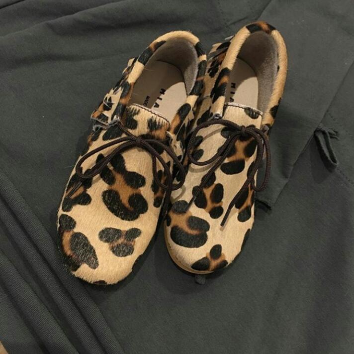 Zapatos LEOPARDO de MIA Y LIA 2977075978de0
