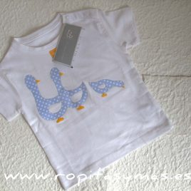 Camiseta PATOS de AL AGUA PATOS, verano 2019