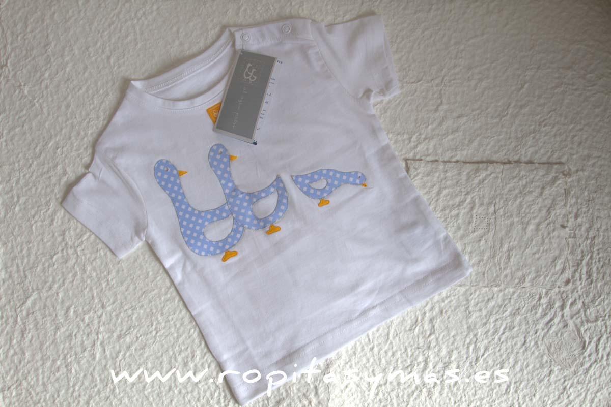 Camiseta PATOS de AL AGUA PATOS