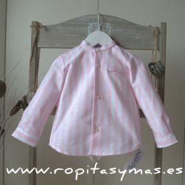 Camisa rayas rosa de  ANCAR, verano 2017