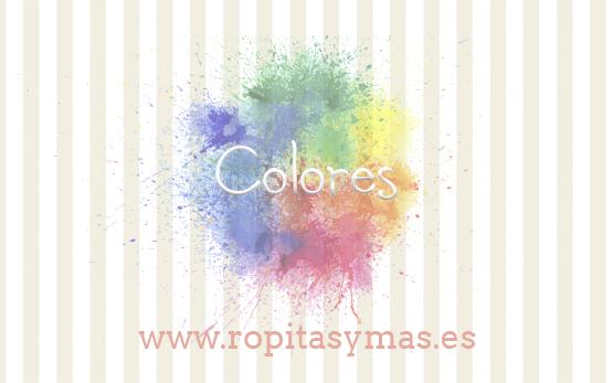 Color, mucho color