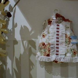 Jesusito Baja costura floral Verano 2014