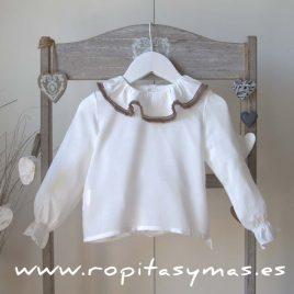 Camisa bebe flecos calaveras de  ANCAR, invierno 2017