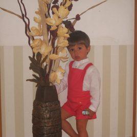 Peto fresa niño  de Mariquilla