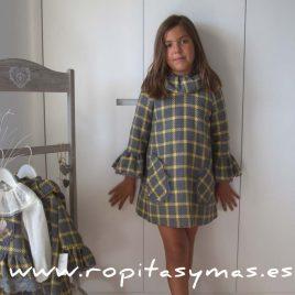 Vestido BONJOUR de PARA SOFIA, invierno 2017