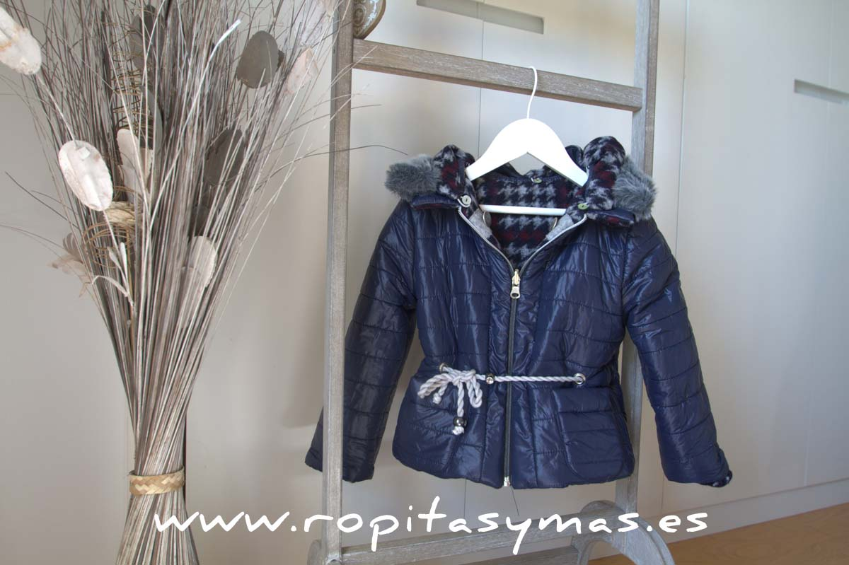 Parka reversible YOUNG & CHIC de KAULI