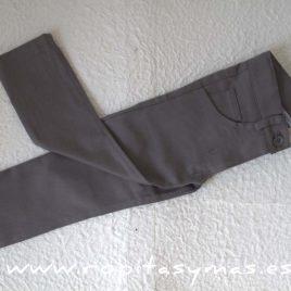 Pantalón pitillo gris niño de  ANCAR, invierno 2018