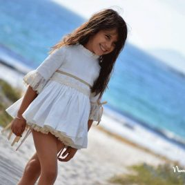Vestido CEREMONIA de NOMA , verano 2018