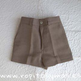 Pantalón corto topo de  ANCAR, verano 2018