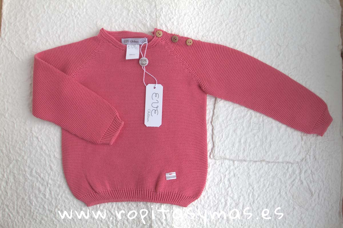 Jersey CORAL de EVE CHILDREN