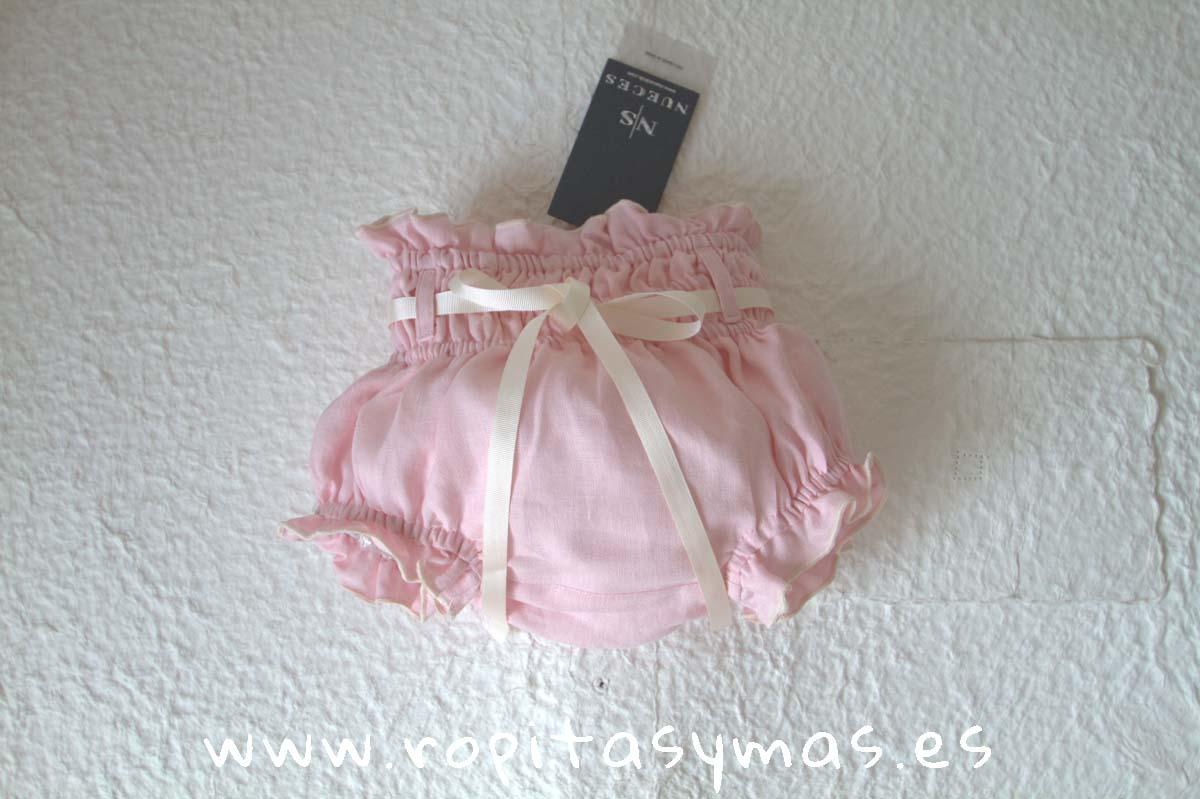 Cubre rosa LINO de NUECES