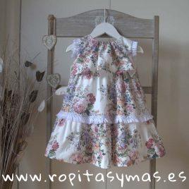 Vestido floral TRENDY de KAULI, verano 2018