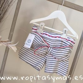 Short marinero NAUTICAL de KAULI, verano 2018