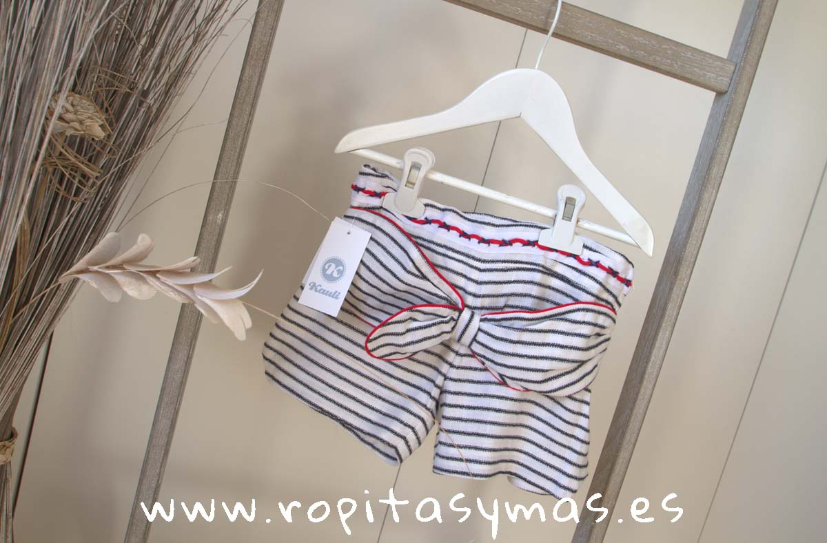 Short marinero NAUTICAL de KAULI