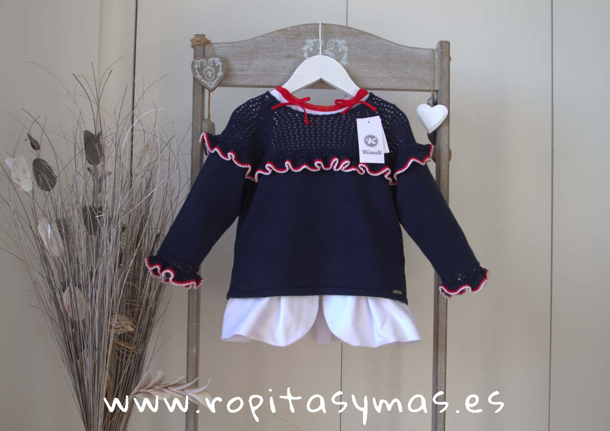 Jersey marinero NAUTICAL de KAULI
