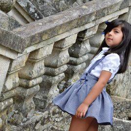 Conjunto falda COSETTE de NOMA , verano 2018
