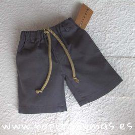 Pantalón GRIS de MIA Y LIA, verano 2018