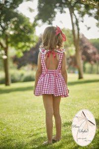 Vestido FRESA de PARA SOFIA