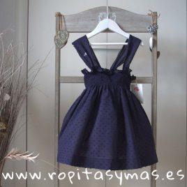 Vestido PARIS de LE PETIT MARIETTE, verano 2018