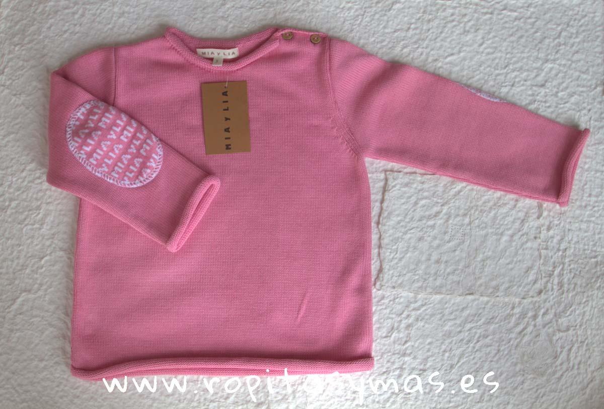 Jersey rosa CODERAS de MIA Y LIA