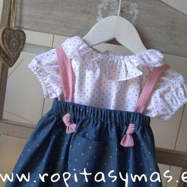 Para los bebés, mucha moda