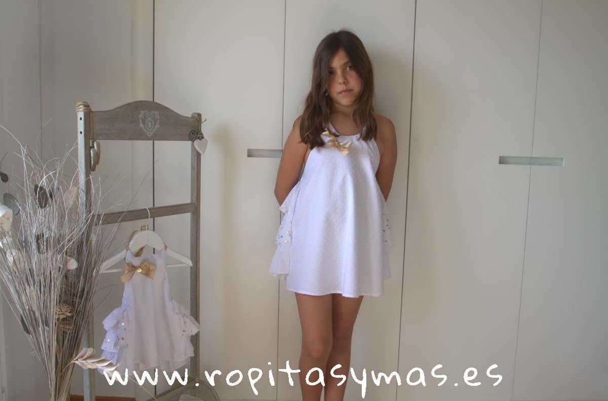 Vestido MARÍA de LE PETIT MARIETTE