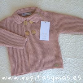 Trenka rosa MOUNTAIN de EVE CHILDREN, invierno 2018