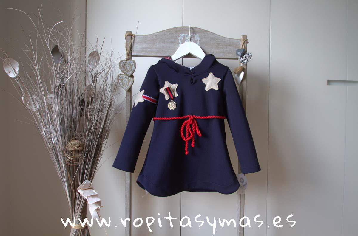 Vestido YOUNG & CHIC MOSCÚ de KAULI