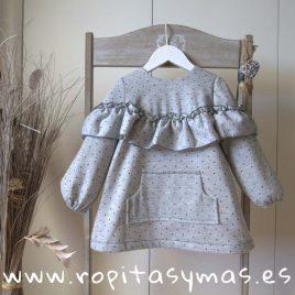 Vestido ESMERALDA de PARA SOFÍA, invierno 2018