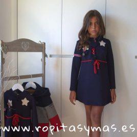 Vestido YOUNG & CHIC MOSCÚ de KAULI, invierno 2018