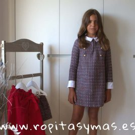 Vestido ELSA de MAMI MARIA, invierno 2018