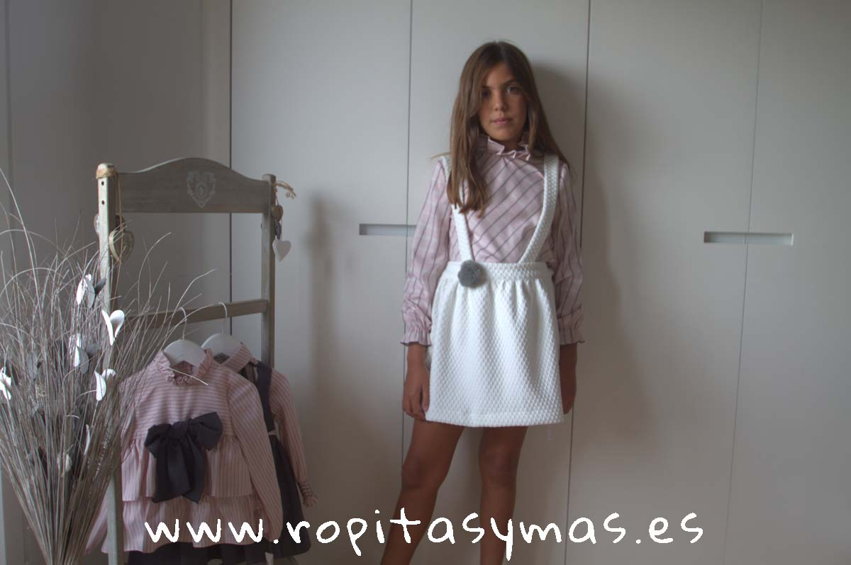 Conjunto falda NEVADA de COCCO ROSE