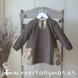 Vestido ANNE de EVA CASTRO, invierno 2018