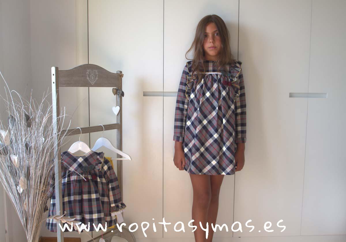 Vestido CHERRY de KAULI