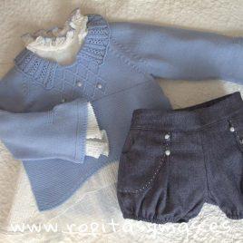 Short espiga jeans CLASSIC de KAULI, invierno 2018