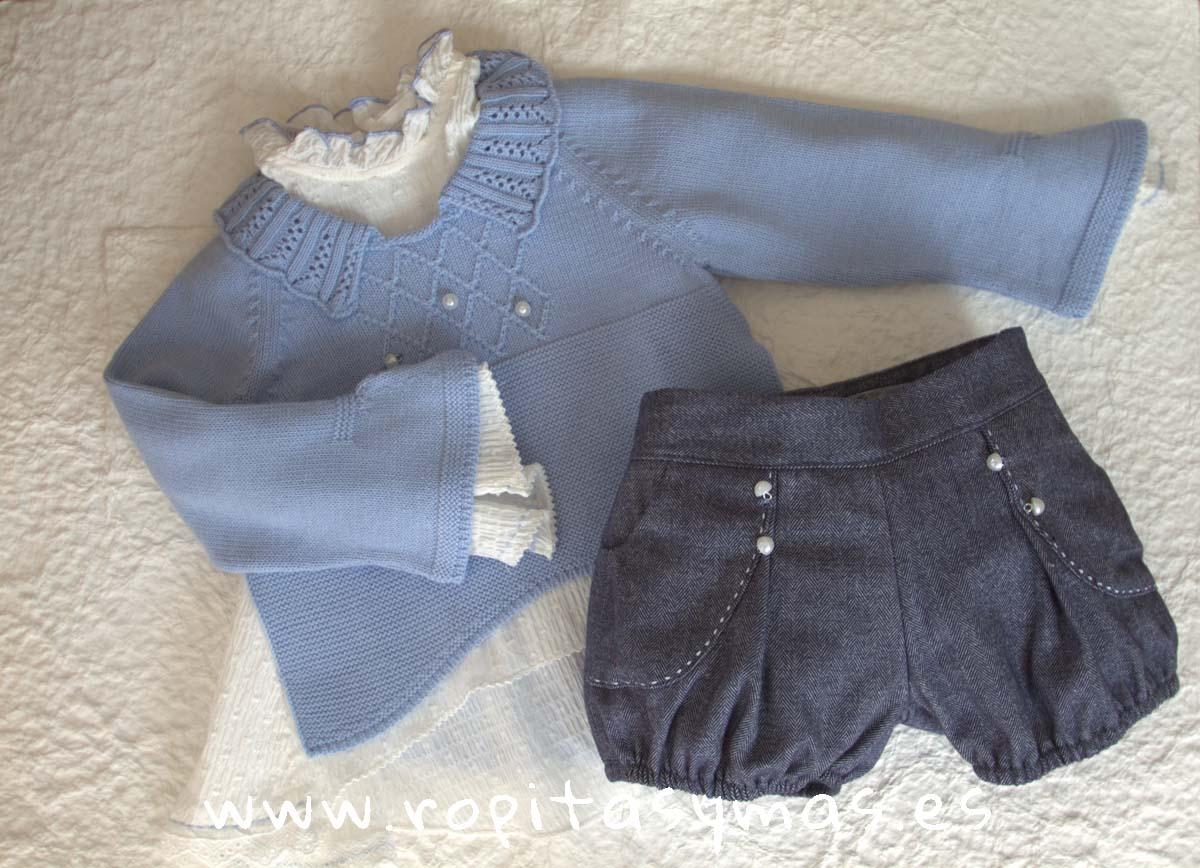 Short espiga jeans CLASSIC de KAULI