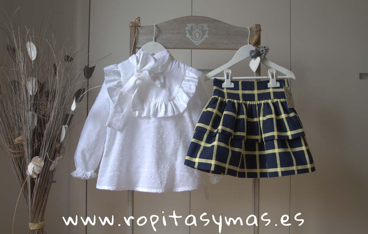 Conjunto falda BIG BEN de PARA SOFIA
