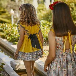 Conjunto de falda LIMONCHELO de PARA SOFIA, verano 2019