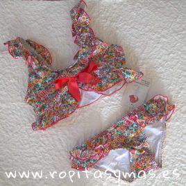 Bikini AMANDINE de LE PETIT MARIETTE, verano 2019