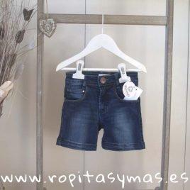 Pantalón corto vaquero niño YOUNG&COOL de KAULI, verano 2019
